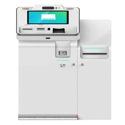 Account Opening & Instant Card Issuance Kiosk